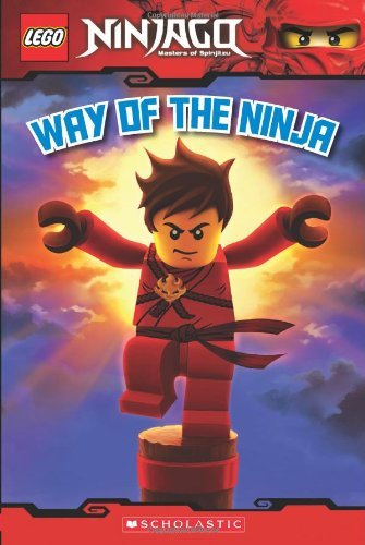 WAY OF THE NINJA-BARBERSHOP BOOKS